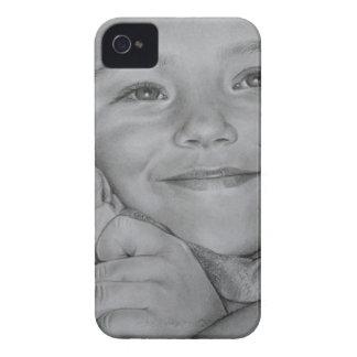Child portrait Case-Mate iPhone 4 case
