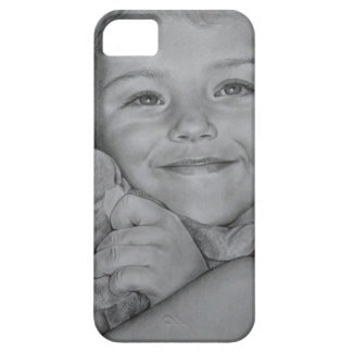 Child portrait iPhone 5 covers