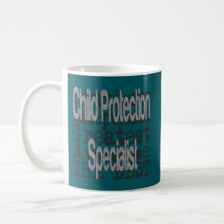 Child Protection Specialist Extraordinaire Coffee Mug