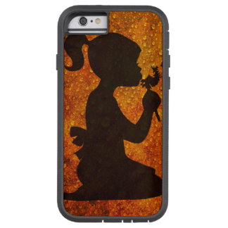 Child silhouette shadow tough xtreme iPhone 6 case