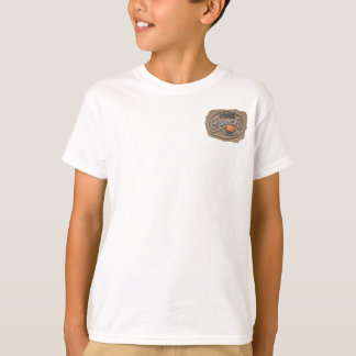 Child size .. first ride web T-Shirt