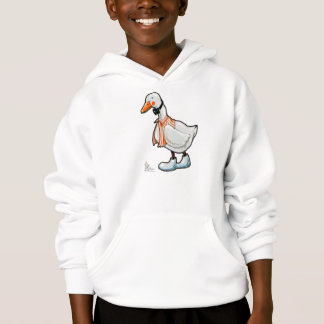 Child sweatshirt. Magical My little cheerful duck.