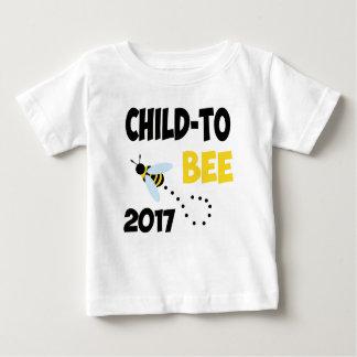 CHILD TO BEE 2017 BABY T-Shirt