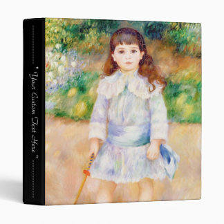Child with a Whip Pierre Auguste Renoir painting Binders