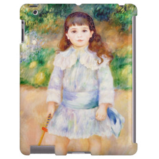 Child with a Whip Pierre Auguste Renoir painting