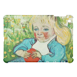 Child with Orange, 1890. Vincent van Gogh. Cover For The iPad Mini