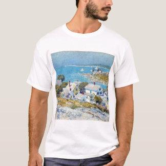 Childe Hassam New England Headlands T-Shirt