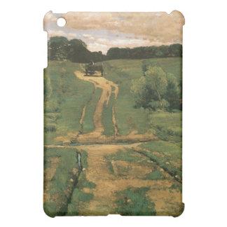 Childe Hassam - Open land iPad Mini Case