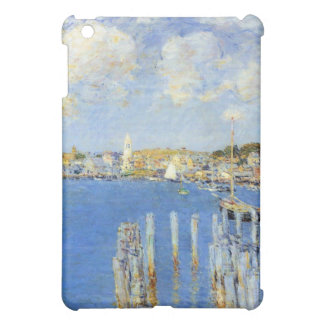 Childe Hassam - The inland port of Gloucester iPad Mini Covers