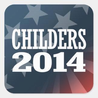 CHILDERS 2014 STICKER