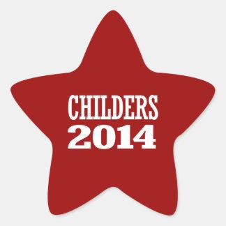 CHILDERS 2014 STICKERS