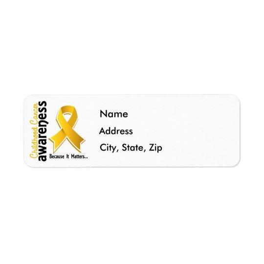 Childhood Cancer Awareness 5