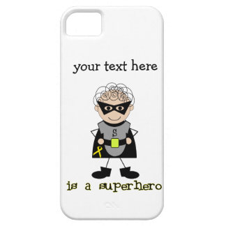 Childhood Cancer Awareness iPhone 5 Case