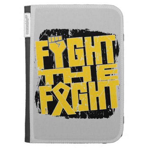 Childhood Cancer Fight The Fight. Kindle Keyboard Covers