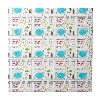 Childhood Map Tile