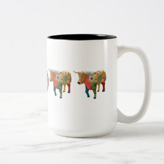 """Childhood Wox Through Hopewell Valley"" 15 oz mug"