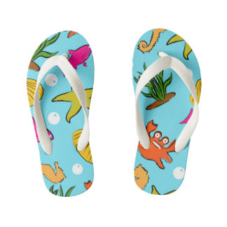 Childish beach slipper kid's flip flops