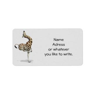 Childish Giraffe