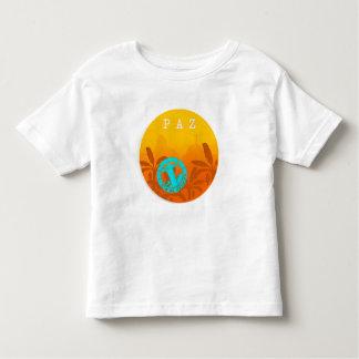 Childish t-shirt Peace in Exclusive Rio De Janeiro