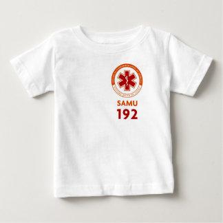 Childish t-shirt Rescuer SAMU 192