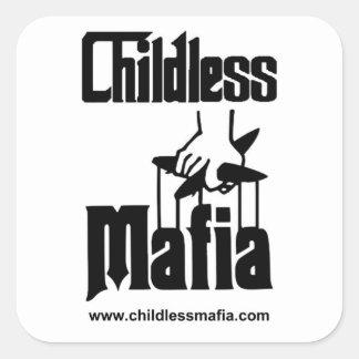 Childless Mafia Stickers
