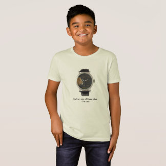 Children 12 Tribes Hebrew Watch shirt