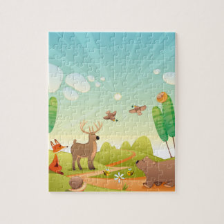 Children 8x10 Photo Puzzle with Gift Box