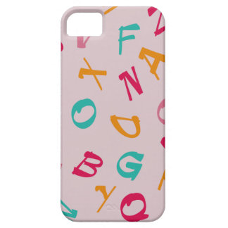Children Alphabet iPhone 5 Covers