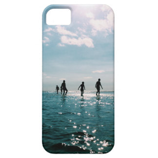 Children Around the Beach Case For The iPhone 5