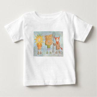 Children dressed baby T-Shirt
