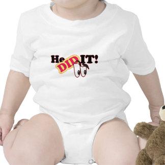 Children Fashion Bodysuit
