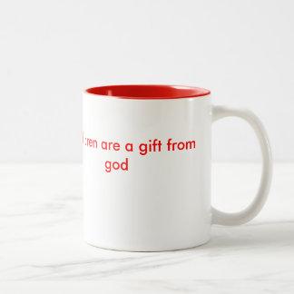 Children gift mugs