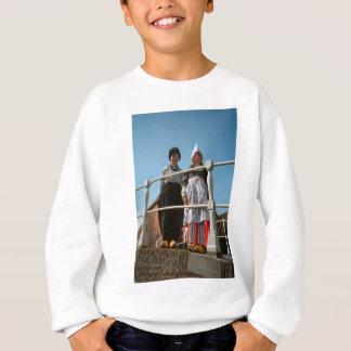 Children in Dutch National Costume Sweatshirt