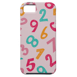 Children Numbers iPhone 5 Cover