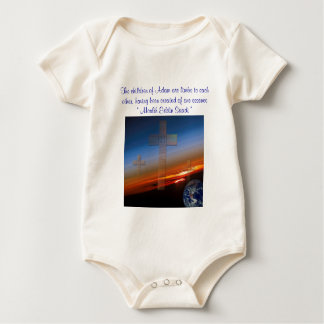 children of Adam infant onsie creeper