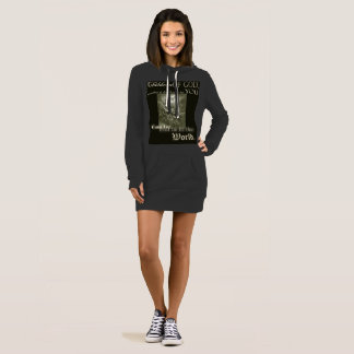 Children of God Hoodie Dress