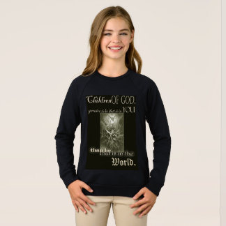 Children of God Kids Longsleeve Sweatshirt