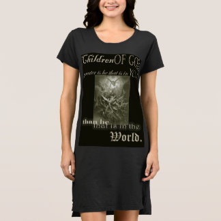 Children of God Long Nightgown T-shirt