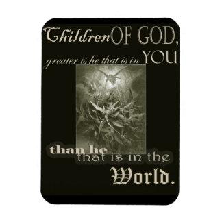 Children of God magnet