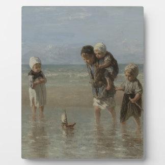 Children of the sea plaque
