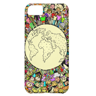 Children of the World iPhone 5C Case