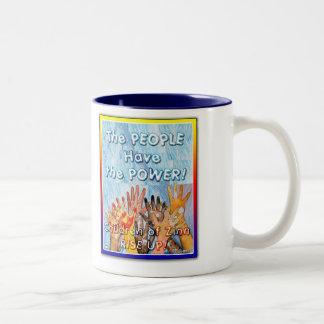 Children of Zinn Poster Art ~ Coffee Mug