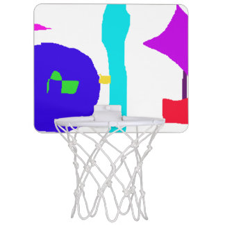 Children's Space Mini Basketball Hoop