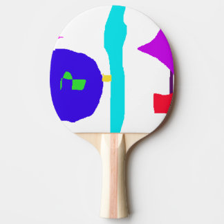 Children's Space Ping Pong Paddle