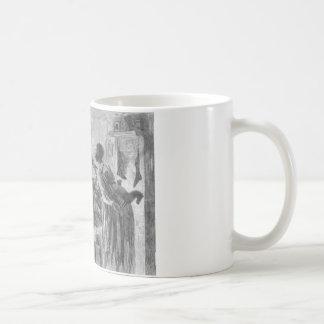 Children Wide Awake on Christmas Eve Coffee Mug