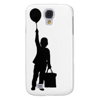 Children with balloon samsung galaxy s4 cover