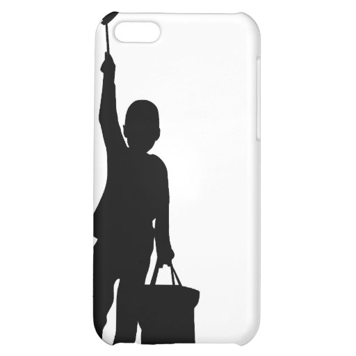 Children with balloon iPhone 5C cases