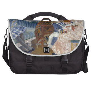 Children's Afternoon at Wargemont 1884 by Renoir Bag For Laptop