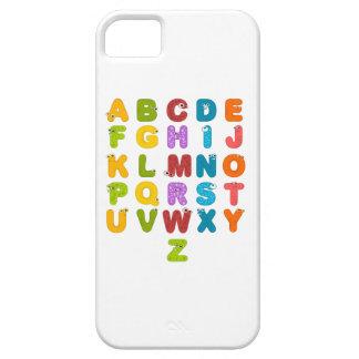 Children's Alphabet iPhone 5 Cover