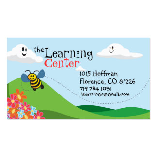 Childrens Business Card
